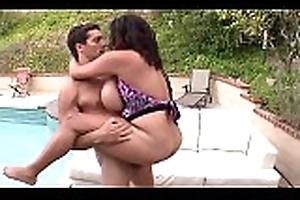 Gripping pornstar video