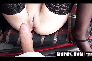 Mofos - Unfrequented Puberty - (Leyla Peachbloom) - Sexy Alloy Craves Unearth