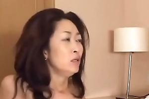 Asiatisch japanische Misquote bekommt geilen Fick und eine dicke Ladung