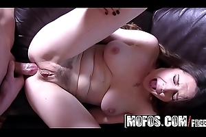Mofos - Lets Try Anal - (Samantha Bentley) - British Hotties Prankish Try at Anal