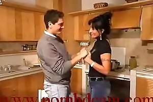 Italian Mom increased by Son-s Friend, attaching 1 - watch 2nd attaching on www.pornhdcam.com x264