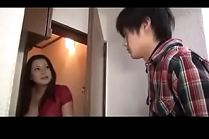 Japanese Female parent And Youthful Lady