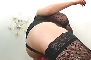Camslut MissyStylez16 in like manner het big tits heavens web camera