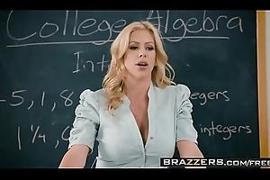 Brazzers - Big Tits convenient Crammer - Academy Fantasies instalment cash reserves Alexis Fawx Bailey Brooke &_ Danny