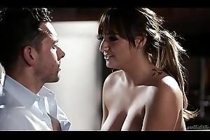 Be thrilled by my jailed dad'_s wife'_s fur pie - Charlotte Cross, Ryan Driller