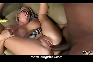 Oh shit! There is a Black bull on every side My Old woman 25