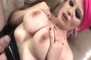 Tattooed milf to anal desires - to be required of this- at sweetmilfcams.com