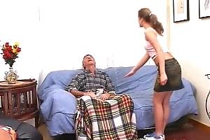 Please... about a fellatio to your granpa!