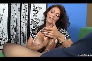 POV Milf So Horny Desires Your Cum Vulnerable Say no to Jugs
