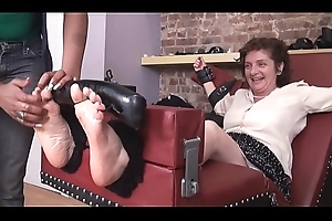 adult tickle soles