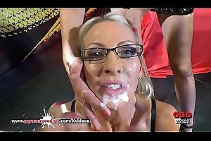 Take charge Grown-up Emma Starr Cum Vitalized in Germany - German Goo Gals
