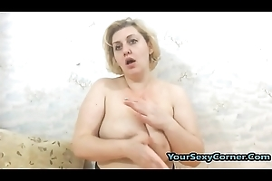 Honcho BBW Adult Has Really Fattening Pussy