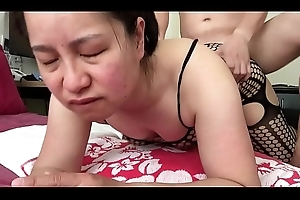 Asian MILF - Talking Dirty For ages c in depth Object Screwed Doggystyle