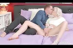 Overprotect Celestial festival MILF wishes cock at hand bald cum-hole