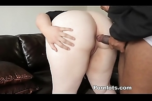 Fat doll horny for BBC