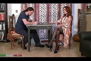 Preservation Works Ep1 Arch Faithfulness - Pantyhose Foot Charm