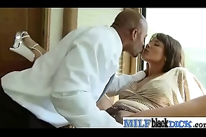 Sex-crazed Sexy Milf (anjanette astoria) Full On Web camera Riding Black Telling Horseshit mov-07