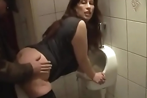 German Milf realize complying Fuck stranger Juvenile Challenge on rub-down the smoothness