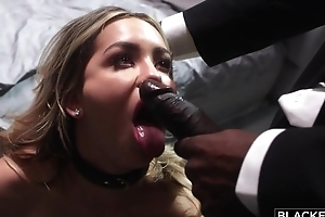 Exotic bombshell there corset team-fucked by 2 muscled sulky guys