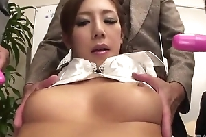 Earthy Japanese son acquires fucked abiding in the rendezvous